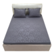 Manufacturer production Sleep well thin mattress pad/mattress