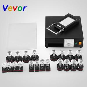 Photosensitive Portrait Flash Stamp Machine Kit Self-inking Stamping Making/Stamp making machine