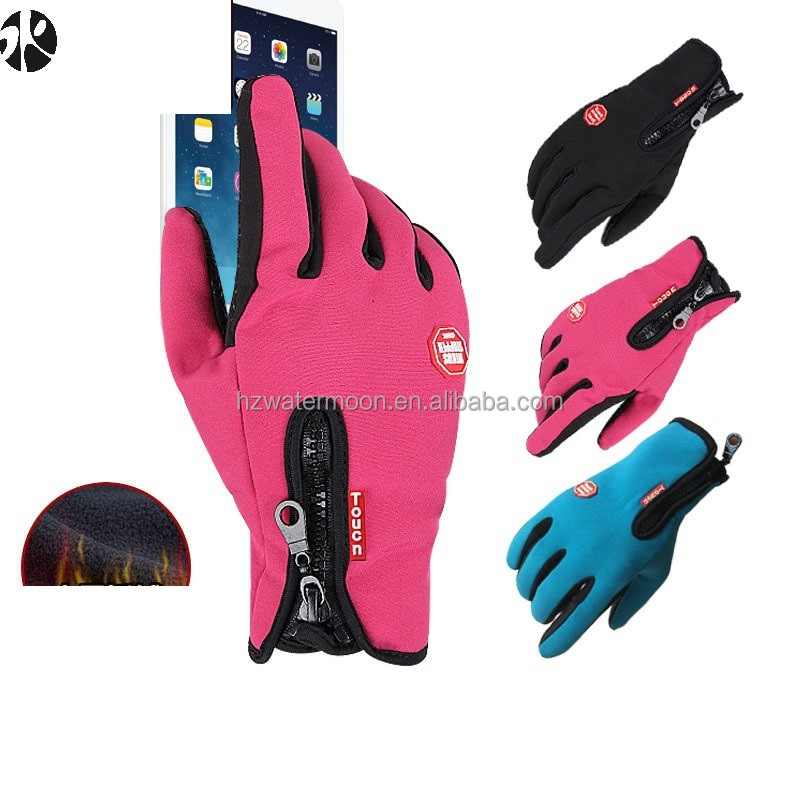 Best Selling Customized Bicycle GlovesTouch Screen Magic <strong>Gloves</strong> For Smartphon Cycling Hand Warm
