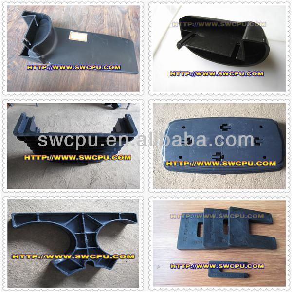 Ptfe Plastic Funnel Molding Part