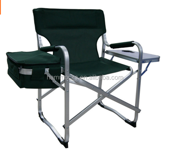 High Quality Aluminum Outdoor Folding Chairs Canvas Director Cheap Folding Director  Chairs