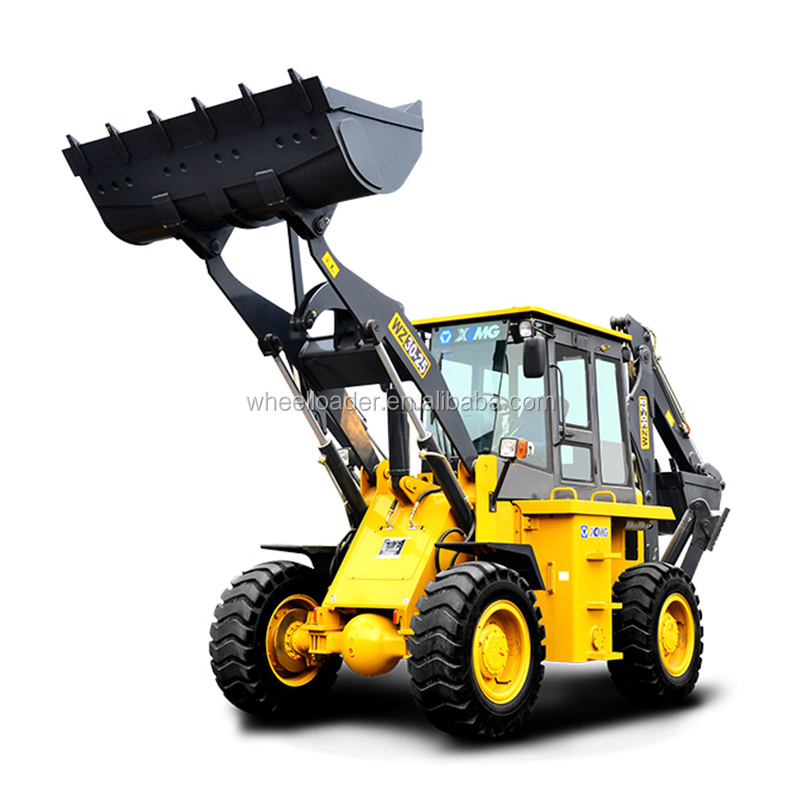 WZ30-25 Chinese new 2.5Ton mini cheap new backhoe loaders for sales in Brazil