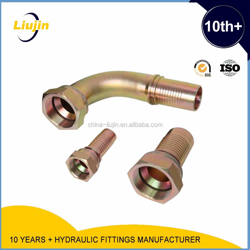 China Manufacturer Hydraulic Hose Ningbo Fitting Bushing Hydraulic ...
