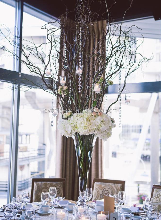 Grote glazen vaas voor bruiloft decoratie buy cilinder for Decoratie in vaas
