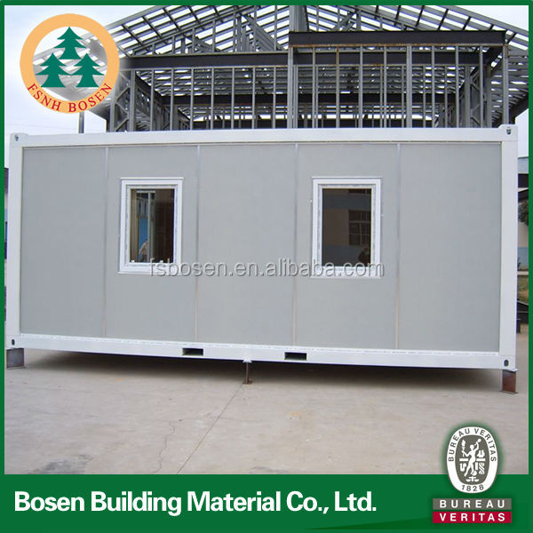 family living design prefabricated container house