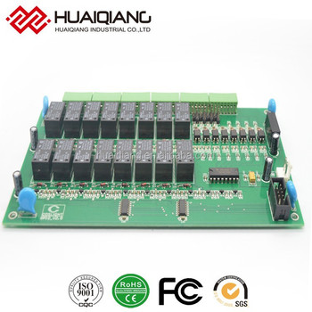 Multilayer Substrate Fr4 Pcb Supplier With Smt Assembly ...