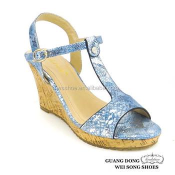 7355d4e9f Peixe escala pu superior dedo do pé aberto sapatos sensuais muito sapatos  de salto alto plataforma