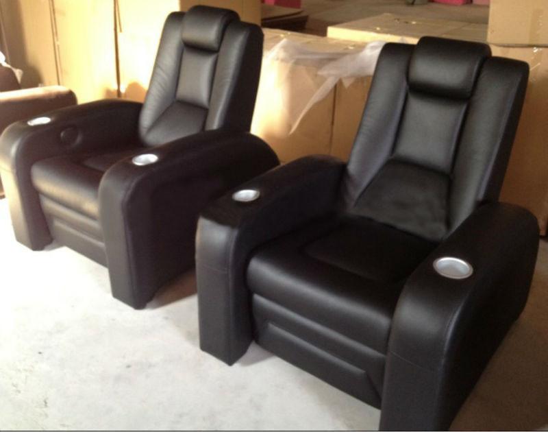 chaude mobilier inclinable canap cinma chaise pour salon de style amricain - Salon Americain