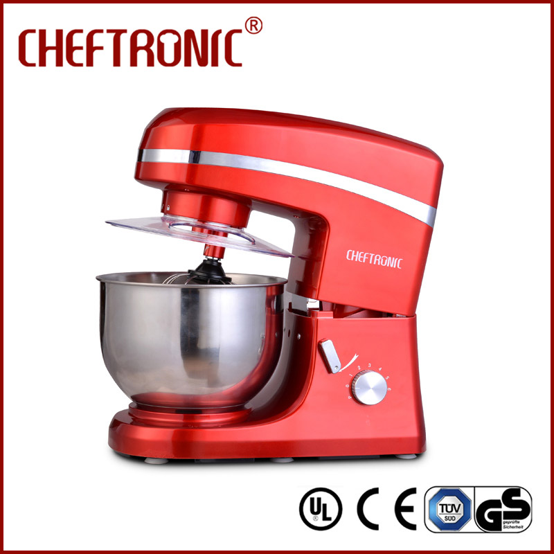 Home Cooking Stand Mixer Machine with Rotating Bowl