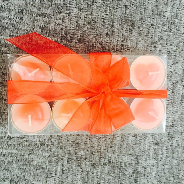 Classic tea light candles For Home Decor Hoting Selling