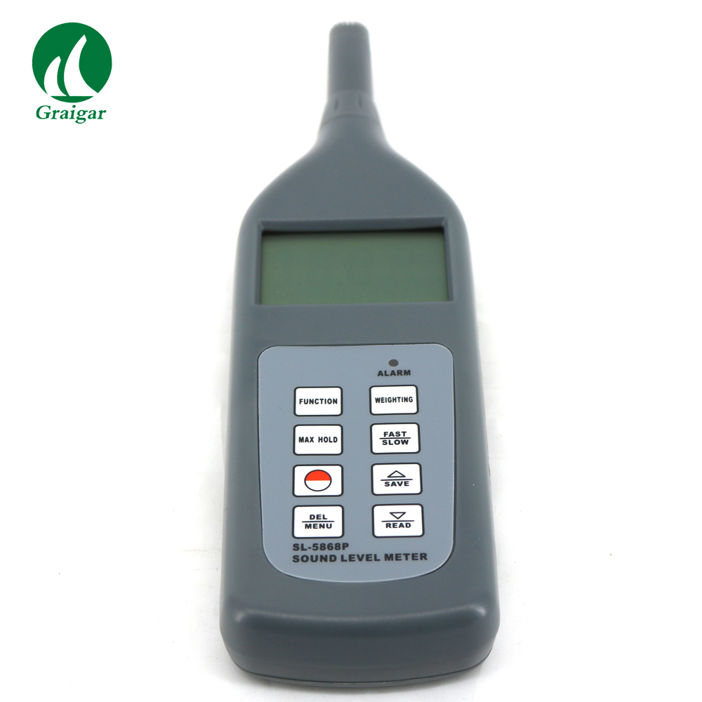 SL5868P Digital Sound Level Meters Noise Tester