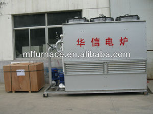 cooling water tower for power supply