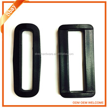 Wholesale plastic square buckles/side release buckle/plastic strap buckle