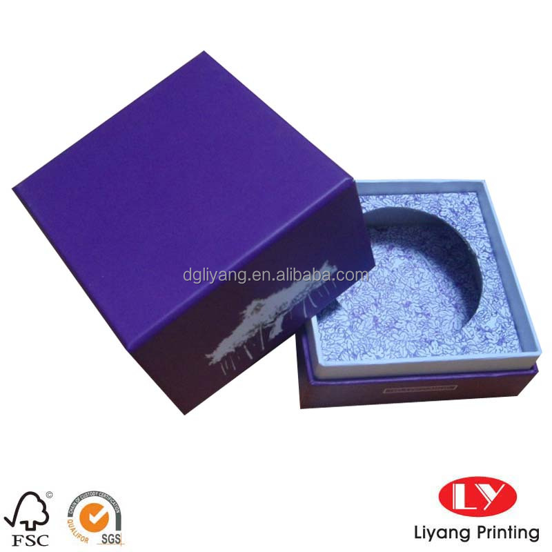 customized purfume packaging box