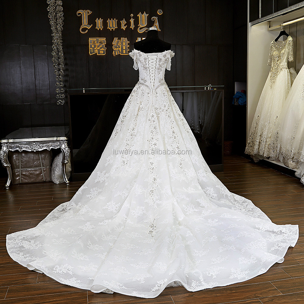 Luxury Wedding Dress China,Luweiya Wedding Dress,Wedding Dresses ...