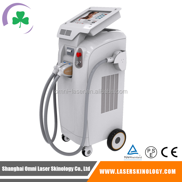 Shr hair removal machine diode laser new items in china market