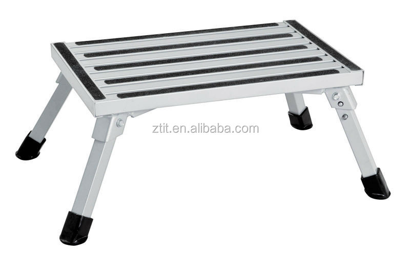 Platform For Washing Car Camping Aluminum Portable Caravan