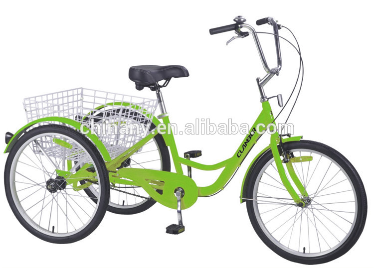 Adult bicycle three wheel