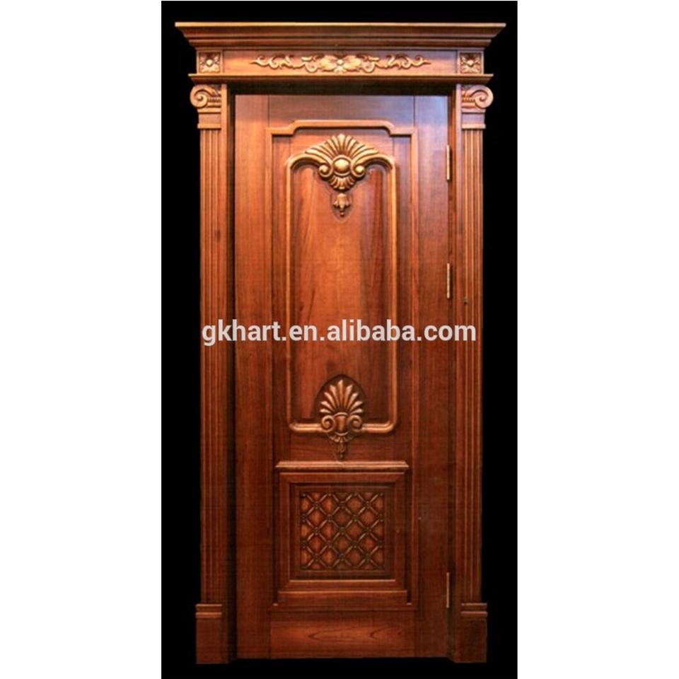 Venta al por mayor diseños de puertas en madera para interiores ...