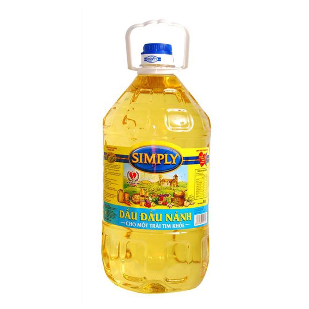 Meizan Soybean Oil 5l