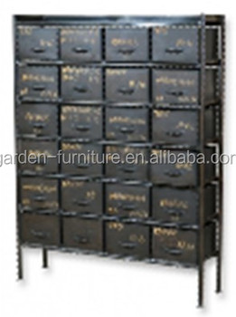 cabinet styles xy13059 shabby chic retro style metal furniture 13059