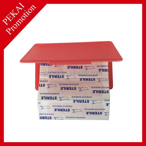Advertising and promotion items Band Aid Plastic Box
