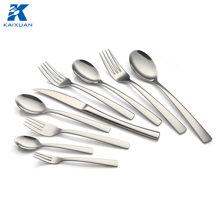 new style Available picnic Stainless Steel Cutlery