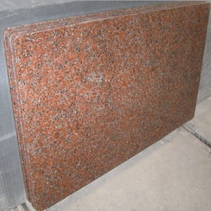 Ilkal red granite slabs wholesale importing from China