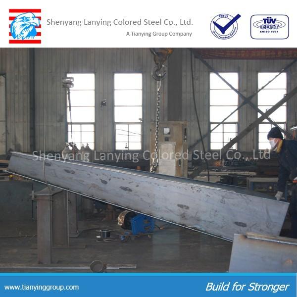 types of metal structural steel beam sizes