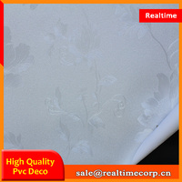 plastic office wall covering film wall cover