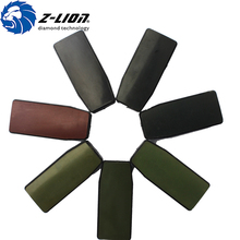 Diamond abrasive tool resin polishing block fickert factory