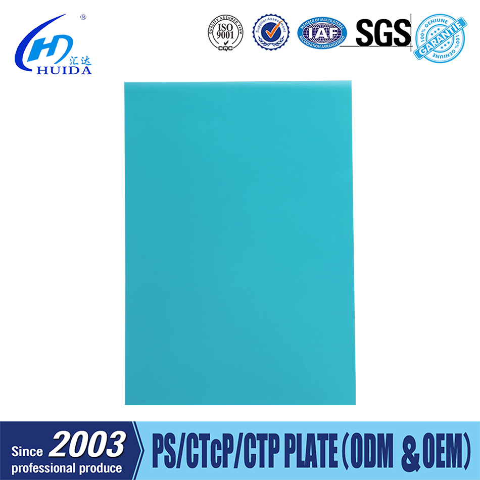 Best fuji aluminum CTCP plates offet printing plate on alibaba