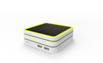 Hot New Solar Products Stackable Power Bank Charger