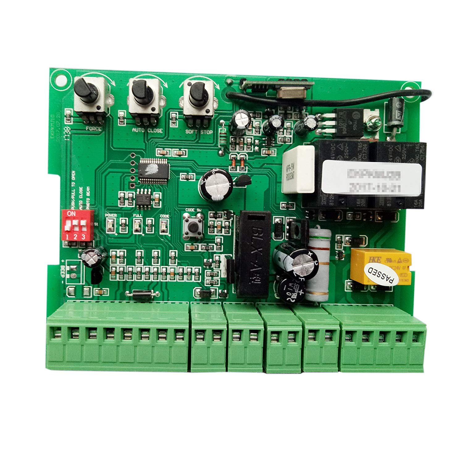 Cheap Auto Gate Openers Find Deals On Line At Controller Board Image Control Opener Circuit Panel Get Quotations Topens A3pcb Pcb Print For A3 Swing