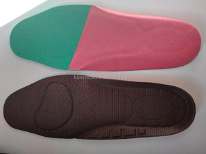Deodorant French Terry Hi-Poly Foam Insole for Safety Shoes