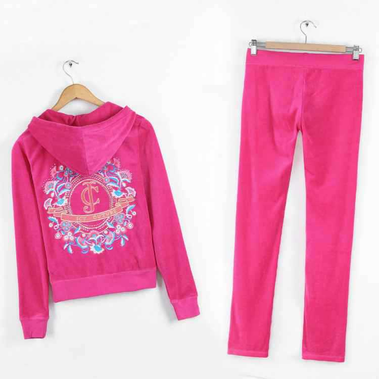 Get Quotations · 2015 Women Style Slim 3D Embroidery Sweatshirts Lady Velour  Tracksuits W Hood Casual Long- dcff4f980b89