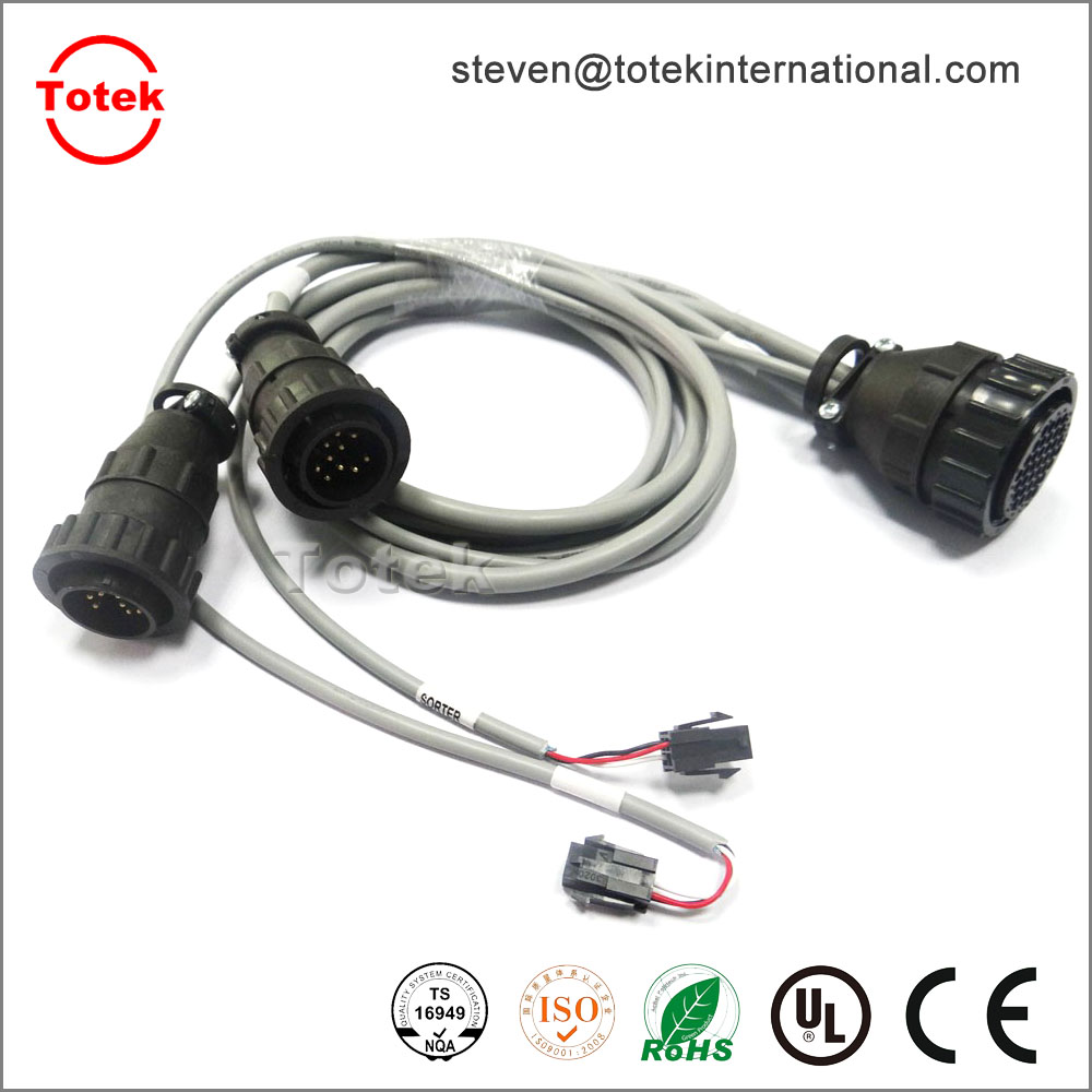 Custom Automotive Wire Harness