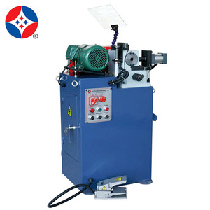 EF-52AC high quality latest double metal rod chamfering machine