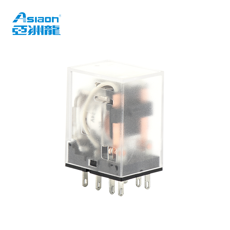ASIAON CQC CE Approved Omron 12 볼트 24vdc Voltage MY2 8 Pins General Purpose Relay 110 볼트 relay
