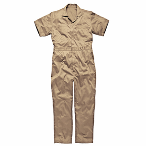 Summer Workwear Short Sleeve 100% Cotton Coverall