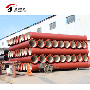 china supplier di pipe ductile iron pipe epoxy resin pipe