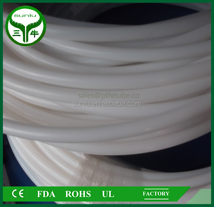 PTFE PFA Tube/PFA tube Thermorétractable ptfe tube, Tube en plastique sales@ptfetube.co