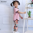 Comfortable 2-10 years kids clothes set girls,girls clothing set