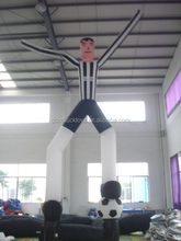 Inflatable Sky Dancer / Inflatable Dancing Man For Advertising/Inflatable Air Dancer