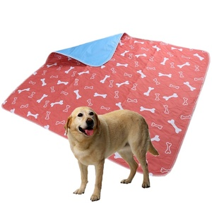 Reusable Washable Absorb Pet Training Urine Mat Pads for Dog