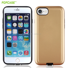 Hot Selling matte coating shockproof cell phone case for iphone 7 china facture