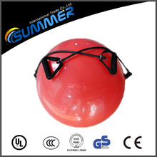 Beliebte customized logo anti-burst gymnastikball mit <span class=keywords><strong>seil</strong></span>/<span class=keywords><strong>yoga</strong></span> ball/gymnastikball