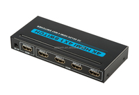 4 port HDMI KVM switch With Remote Control support 3D Ultra HD 4Kx2K
