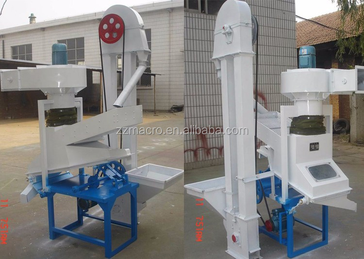 Good Quality Coffee Paddy Destoner/ Rice Stone Removing Machine