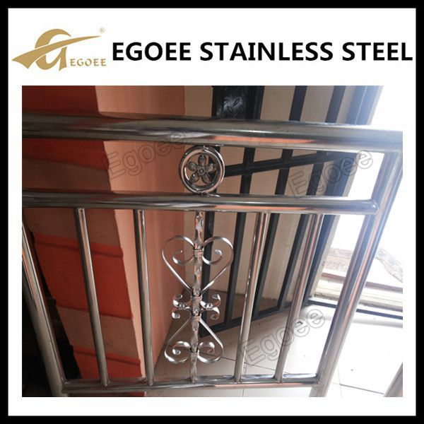 Modern Stainless Steel Window Grill Design Fence And Gate